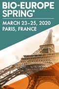 Picture EBD Group BIO-Europe Spring 2020 Paris BEU2020 120x180px