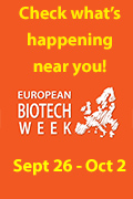Picture EuropaBio European Biotech Week 2016 September 120x180px